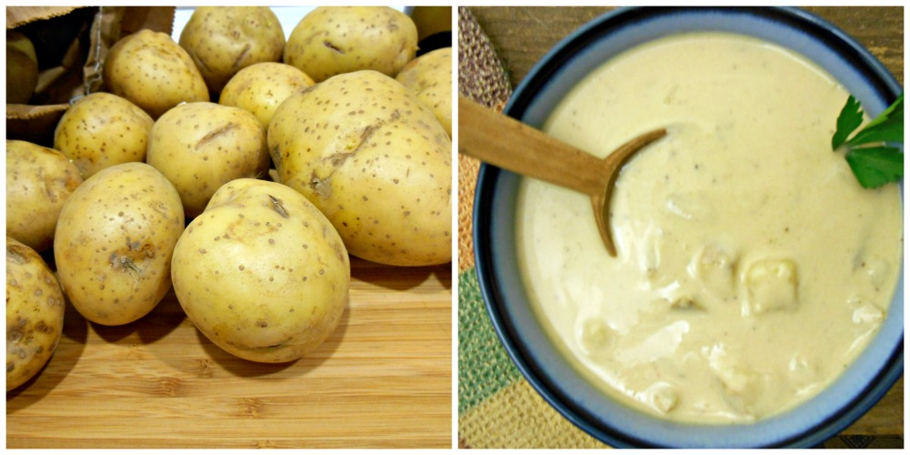vegan-potato-soup-collage